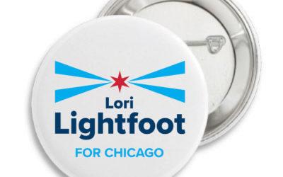 LIGHTFOOT FOR CHICAGO